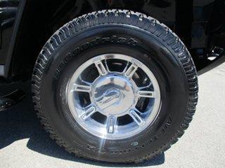 2002 Hummer H2 H2 Black Wagon