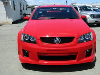 2009 Holden Commodore VE MY10 SS-V Red 6 Speed Manual Utility.