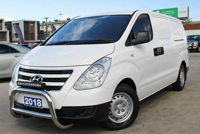 Used Hyundai iLOAD TQ3-V Series II MY18 , 2018 Hyundai iLOAD TQ3-V Series II MY18 White 5 Speed Automatic Van