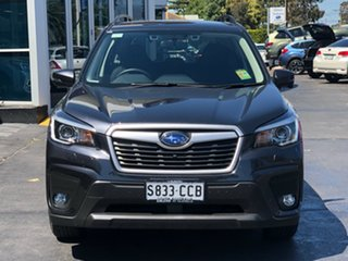 2019 Subaru Forester S5 MY19 2.5i-L CVT AWD Dark Grey 7 Speed Constant Variable Wagon.