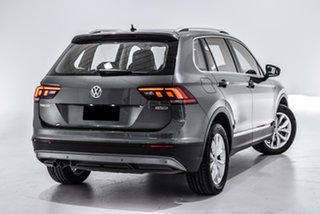 2019 Volkswagen Tiguan 5N MY19.5 132TSI DSG 4MOTION Comfortline Grey 7 Speed.