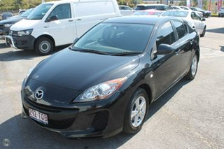 2013 Mazda 3 BL10F2 MY13 Neo Activematic Black 5 Speed Sports Automatic Sedan