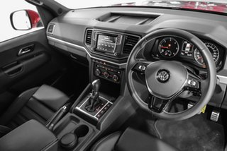 2019 Volkswagen Amarok 2H MY19 TDI580 4MOTION Perm Ultimate Red 8 Speed Automatic Utility
