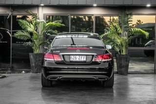 2014 Mercedes-Benz E-Class C207 MY14 E250 7G-Tronic + Black 7 Speed Sports Automatic Coupe