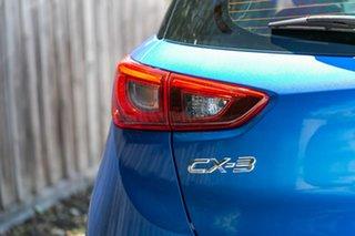 2016 Mazda CX-3 DK2W7A sTouring SKYACTIV-Drive Blue 6 Speed Sports Automatic Wagon