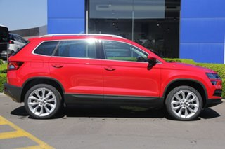 2020 Skoda Karoq NU MY20.5 110TSI DSG FWD Velvet Red 7 Speed Automatic Wagon