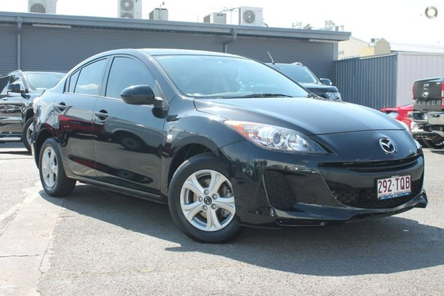 Used Mazda 3 BL10F2 MY13 Neo Activematic, 2013 Mazda 3 BL10F2 MY13 Neo Activematic Black 5 Speed Sports Automatic Sedan