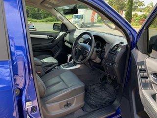 2018 Isuzu D-MAX TF MY18 LS-Terrain HI-Ride (4x4) Cobalt Blue 6 Speed Automatic Crew Cab Utility