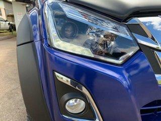 2018 Isuzu D-MAX TF MY18 LS-Terrain HI-Ride (4x4) Cobalt Blue 6 Speed Automatic Crew Cab Utility.