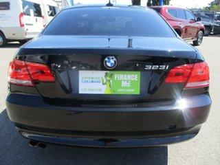 2009 BMW 3 Series E92 MY09 323i Steptronic Black 6 Speed Sports Automatic Coupe