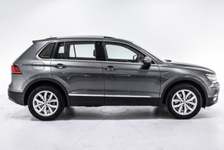 2019 Volkswagen Tiguan 5N MY19.5 132TSI DSG 4MOTION Comfortline Grey 7 Speed