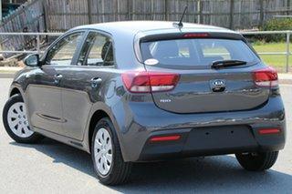 2018 Kia Rio YB MY18 S Grey 4 Speed Sports Automatic Hatchback.