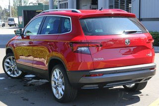 2020 Skoda Karoq NU MY20.5 110TSI DSG FWD Velvet Red 7 Speed Automatic Wagon.