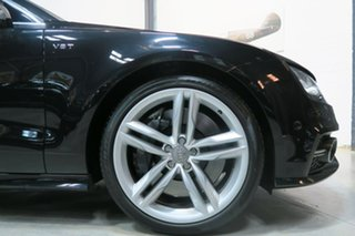 2013 Audi S7 4G MY13 Sportback S Tronic Quattro Black 7 Speed Sports Automatic Dual Clutch Hatchback.