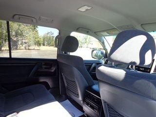 2015 Toyota Landcruiser VDJ200R MY16 GXL (4x4) Silver Pearl 6 Speed Automatic Wagon