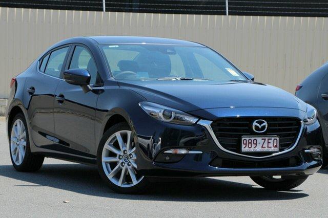 Demo Mazda 3 BN5438 SP25 SKYACTIV-Drive GT, MAZDA3 M 6AUTO SEDAN SP25 GT