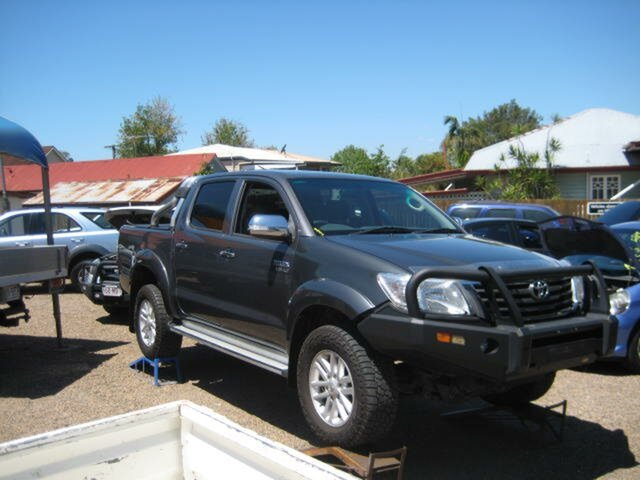 Used Toyota Hilux GGN25R MY12 SR5 Double Cab, 2012 Toyota Hilux GGN25R MY12 SR5 Double Cab 5 Speed Manual