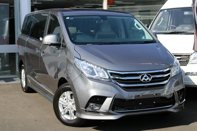 New LDV G10 SV7A Executive, 2019 LDV G10 SV7A Executive Bronze 6 Speed Sports Automatic Wagon