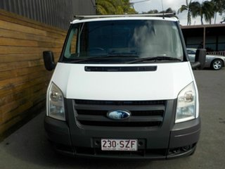 2008 Ford Transit VM Low Roof SWB White 6 Speed Manual Van
