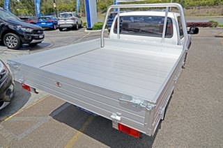 2009 Ford Ranger PK XL Super Cab 4x2 Hi-Rider White 5 Speed Manual Cab Chassis