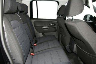 2021 Volkswagen Amarok 2H MY21 TDI550 4MOTION Perm Sportline Deep Black 8 Speed Automatic Utility