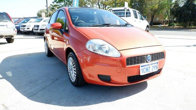 Used Fiat Punto  Dynamic, 2006 Fiat Punto Dynamic Orange 5 Speed Manual Hatchback