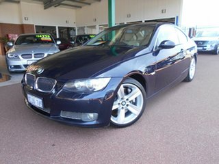 2006 BMW 335i E92 Blue 6 Speed Auto Steptronic Coupe.