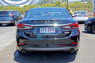 2016 Mazda 6 GJ1032 GT SKYACTIV-Drive Black 6 Speed Sports Automatic Sedan