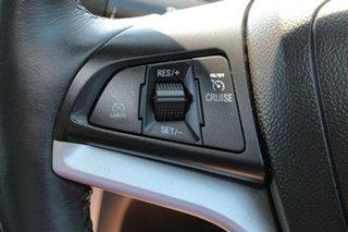 2014 Holden Trax TJ MY14 LTZ Orange 6 Speed Automatic Wagon