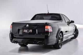 2016 Holden Ute VF II MY16 SS V Ute Black 6 Speed Manual Utility.