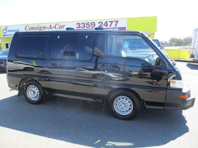 Used Mitsubishi Express  , 2003 Mitsubishi Express COFFEE VAN Black Van