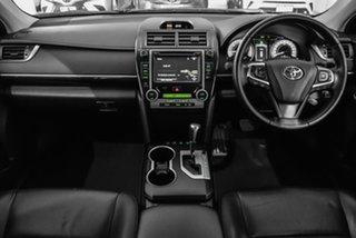 2015 Toyota Camry AVV50R Atara SL Blue 1 Speed Constant Variable Sedan Hybrid.