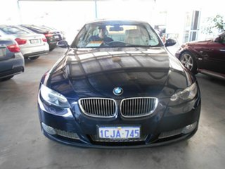 2006 BMW 335i E92 Blue 6 Speed Auto Steptronic Coupe