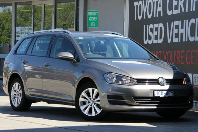 Used Volkswagen Golf VII MY15 90TSI DSG Comfortline, 2014 Volkswagen Golf VII MY15 90TSI DSG Comfortline 7 Speed Sports Automatic Dual Clutch Wagon
