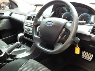 2008 Ford Falcon FG XR6 Ute Super Cab Silver 5 Speed Sports Automatic Utility