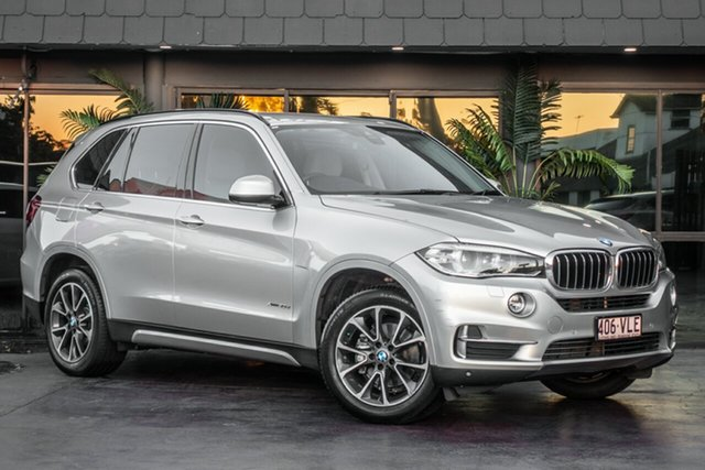 Used BMW X5 F15 xDrive30d, 2015 BMW X5 F15 xDrive30d Silver 8 Speed Sports Automatic Wagon
