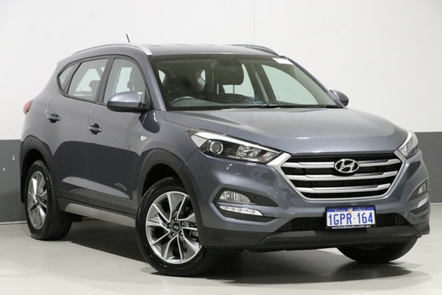 Used Hyundai Tucson TL MY18 Active X (FWD), 2018 Hyundai Tucson TL MY18 Active X (FWD) Grey 6 Speed Automatic Wagon