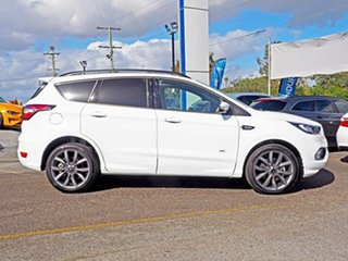 2019 Ford Escape ZG 2019.25MY ST-Line AWD White 6 Speed Sports Automatic Wagon