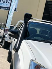 2008 Holden Rodeo RA MY08 LT Crew Cab White 5 Speed Manual Utility
