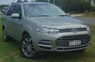 2012 Ford Territory SZ Titanium Seq Sport Shift AWD Chill 6 Speed Sports Automatic Wagon.
