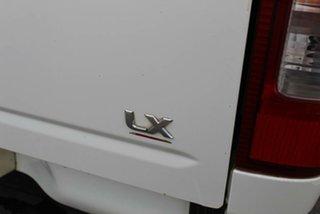 2005 Holden Rodeo RA MY05.5 Upgrade LX White 5 Speed Manual Crew Cab Pickup