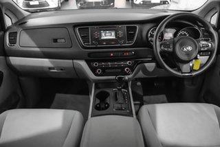 2015 Kia Carnival YP MY15 S Blue 6 Speed Sports Automatic Wagon.