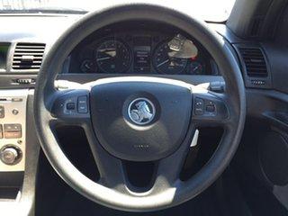2010 Holden Commodore VE II Omega Silver 6 Speed Automatic Sedan
