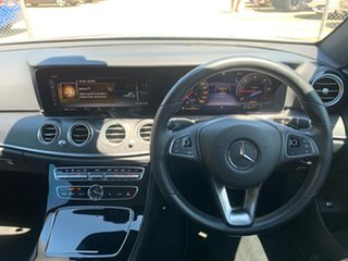 2016 Mercedes-Benz E-Class W213 E220 d 9G-Tronic PLUS Silver 9 Speed Sports Automatic Sedan