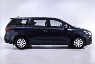 2015 Kia Carnival YP MY15 S Blue 6 Speed Sports Automatic Wagon