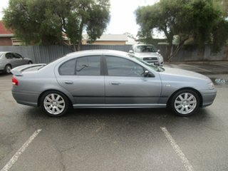 2006 Ford Falcon BF SR 4 Speed Auto Seq Sportshift Sedan.