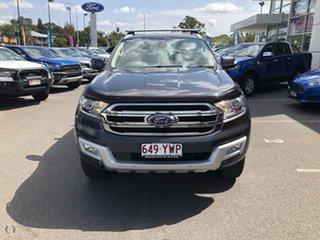 2018 Ford Everest UA 2018.00MY Trend 4WD Grey 6 Speed Sports Automatic Wagon.