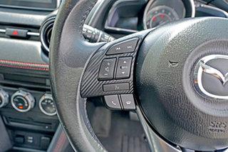 2015 Mazda 2 DJ2HAA Genki SKYACTIV-Drive White 6 Speed Sports Automatic Hatchback