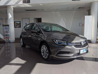 2019 Holden Astra BK MY19 R Cosmic Grey 6 Speed Sports Automatic Hatchback.