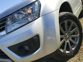 2015 Suzuki Grand Vitara JB Sport Silver 4 Speed Automatic Wagon
